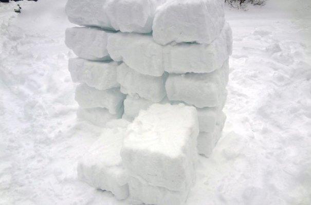 Igloo Snow Blocks