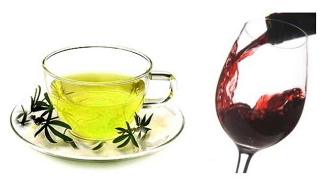 Assam Scientists develops Tea-Wine