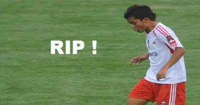 Aizawl FC player Michael Lalremruata commits Suicide