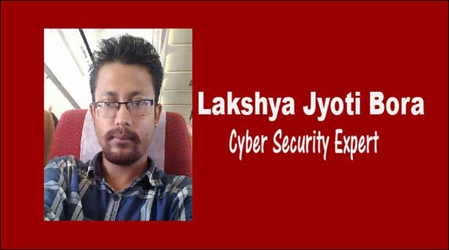 Cyber Security Expert Lakshya Jyoti Bora invited for CSAW 2017, IIT Kanpur