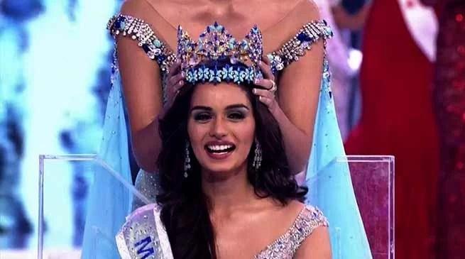 Haryana girl Manushi Chhillar crowned Miss World 2017