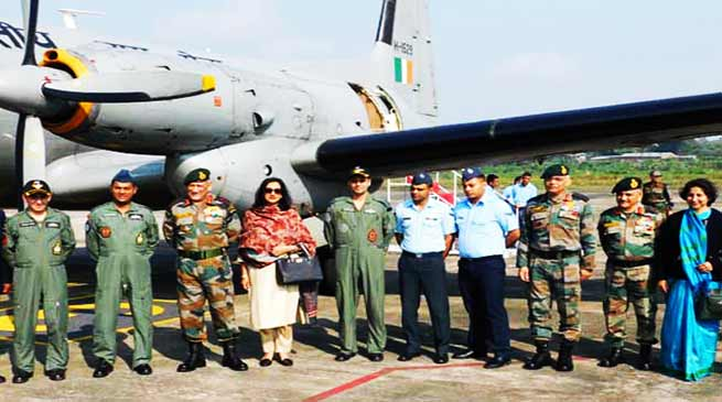 Nagaland: Army Chief on two-day visit of Nagaland, Manipur & Assam