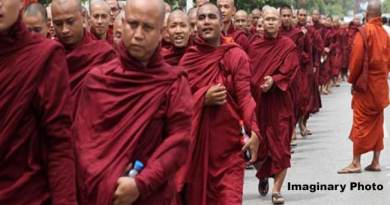 India allows 1300 Buddhist to enter Mizoram