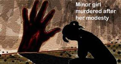 Arunachal; Minor girl murdered after her modesty in Namsai Dist