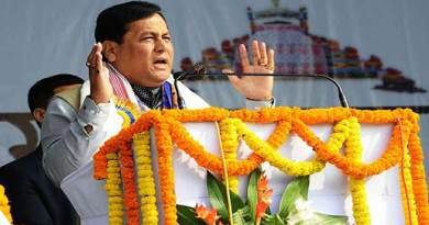 Assam cm attends 51st biennial convention of the Assam Satra Mahasabha