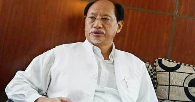 Nagaland: EX-CM Neiphiu Rio resigned from Lok Sabha