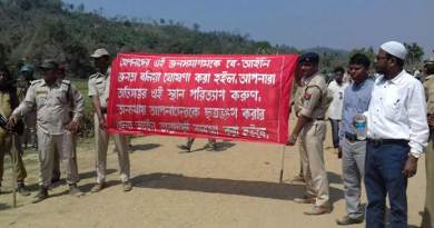 MZP activists will not create further L&O Problem along Assam-Mizoram border- Kolasib DC