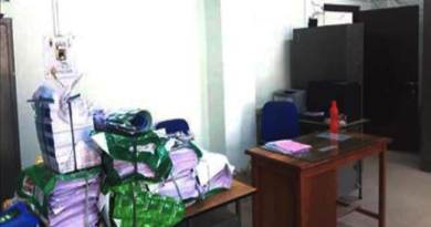 Manipur : Strike hampered work in Govt offices