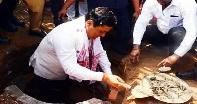 "Assam : Sonowal launches ""Mission Sambhav"" 2018 for Swachh Assam"