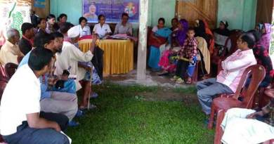 Assam: Ayushman Bharat Diwas celebrated in Hailakandi