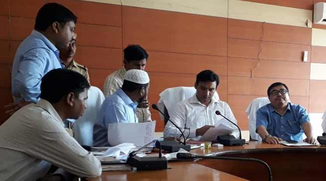 Assam: Public Grievances Redressal Day ignites hopes aplenty for common man