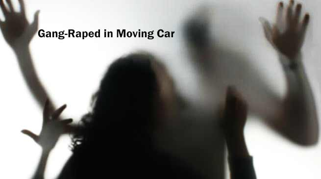 New Delhi- Class 11 student gang raped in a Moving Car