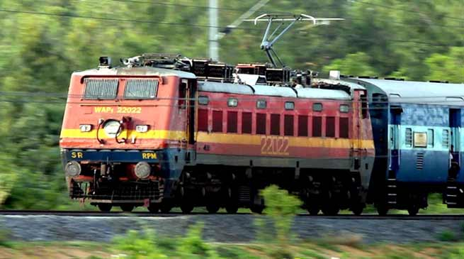 Assam:  New Weekly train between Dibrugarh - Silchar