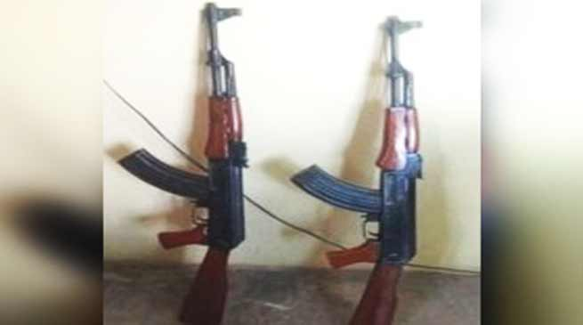Mizoram: Racket involving firearms smuggling in NE unearthed