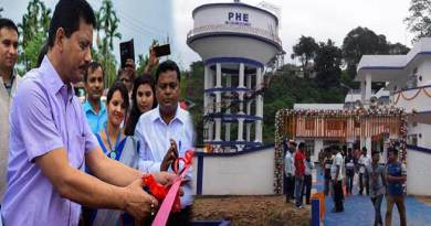 Assam:  Minister PHED inaugurates Rs19.67 cr Rupacherra water supply scheme