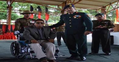 Meghalaya: Veer Naris, War Veterans felicitated in Mega Ex Servicemen Rally