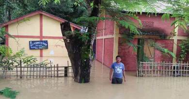 Assam:Floods hit Hailakandi district, 58 villages affected