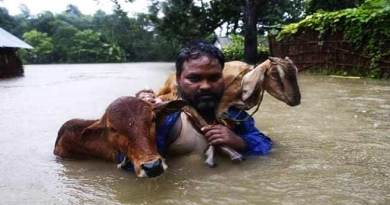 Assam: Flood death toll rises to four