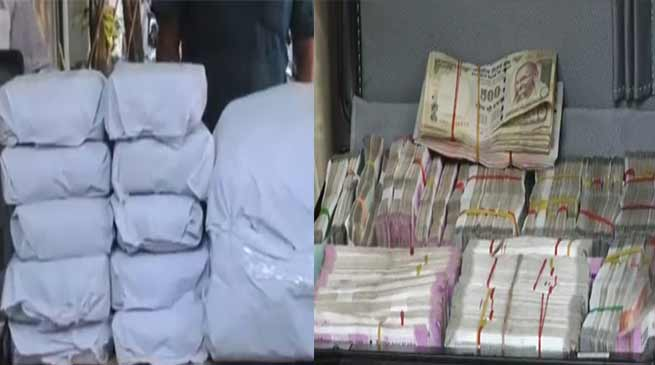 Manipur : BJP Leader held with drugs worth Rs 28 Cr
