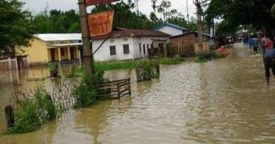 Assam: 1 dead, 2 lakh affected as flood hits Hailakandi