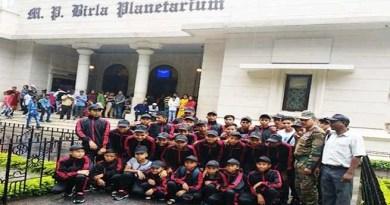 Assam:Red Horn Division organises National Integration Tour for students