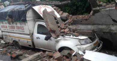 Assam-Meghalaya : 3 killed in landslide, Flash floods creates havoc