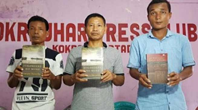 Assam: UTOA alleges, authors defamed Bodo community in their books, Files FIR