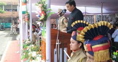 Assam: Hailakandi district celebrates 72nd I-Day with patriotic fervour