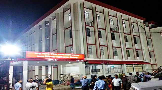 Assam CM inaugurated 300-bed Mother and Child Care Hospital in Dibrugarh