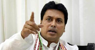 Tripura: drug peddlers threaten to kill CM Biplab Deb
