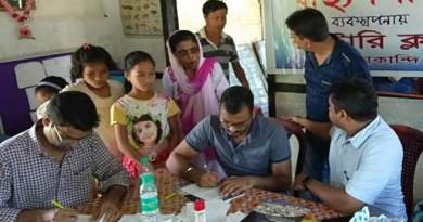 Assam: Rotary Club organises health camp for RSTC students in Hailakandi