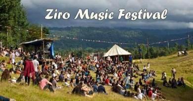 Arunachal: ZIRO Music Festival begins