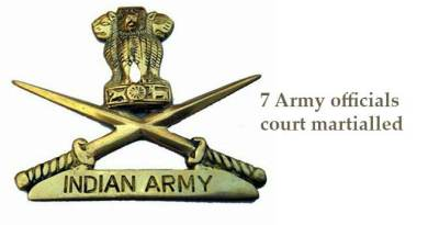 Assam: 7 Army officials court martialled after 24 years of fake encounter