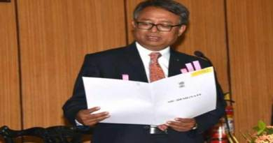 Manipur : Oinam Sunil New State Information Commissioner