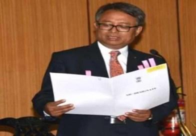 Manipur: Oinam Sunil New State Information Commissioner