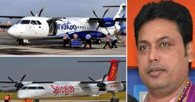 Tripura:  Airlines in Tripura exploiting flyers- Biplab Deb