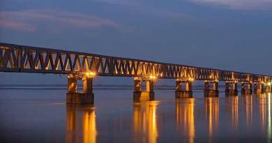 Assam: PM Modi will inaugurate Bogibeel Bridge on 25th Dec