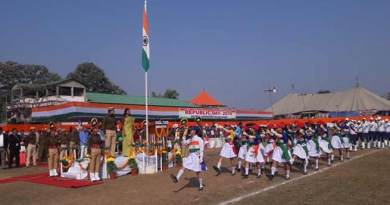 Assam: 70th Republic Day celebrations in Hailakandi district