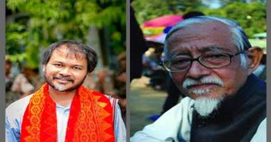 Assam: Sedition case field against Akhil Gogoi, Hiren Gohain for opposing Citizenship Bill