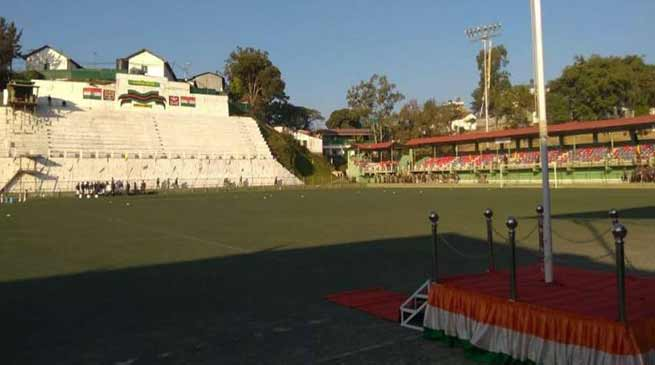 Mizoram: Governor Addresses Empty Ground Amid R-Day Boycott Call Over CAB