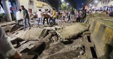 Mumbai Bridge Collapse: 5 killed, 34 injured