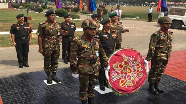 Eastern Army Commander Visits Bangladesh