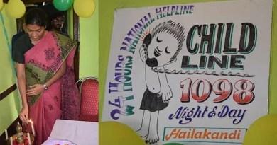 Assam: Childline 1098 service launched in Hailakandi