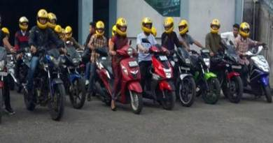 Meghalaya: Bike Taxi Service launched in Shillong
