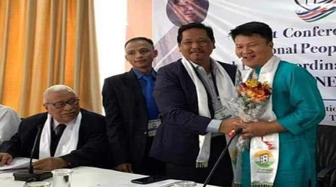 Meghalaya: 1st NPP - NE coordination conference held in Shillong