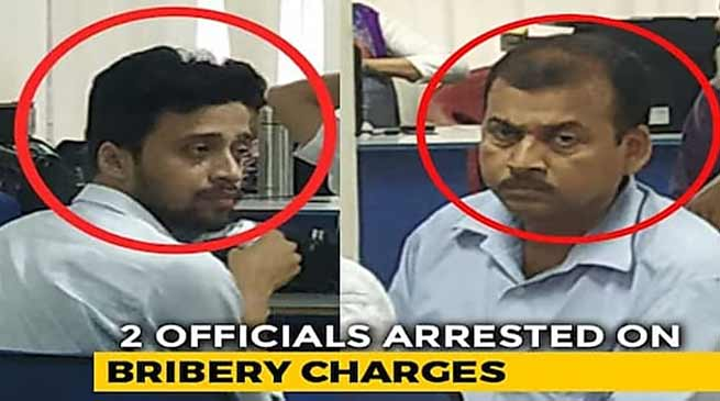 Assam: 2 NRC official arrested accepting bribe to add woman's name to NRC draft