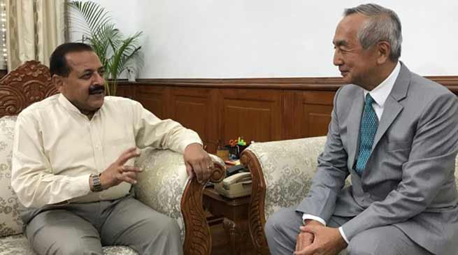 Japan to invest Rs 13,000 cr in Northeast India
