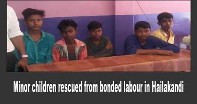 Assam: Five minor children rescued from bonded labour in Hailakandi