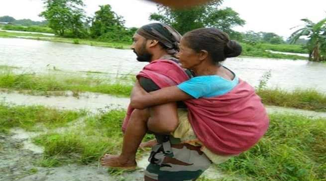 Assam Flood update- 17 killed, over 44 lakh affected