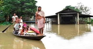 Assam: DC reviews flood situation in Hailakandi district